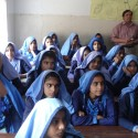 Image showing children in school in Pakistan