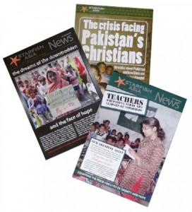 Starfish Asia Newsletters