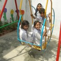 Children at the Miracle School