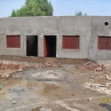New school building at Si-e-Asal