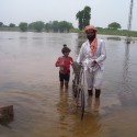 Image of flood in Pakistan