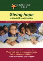 Giving hope to the children of Pakistan