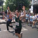 Image depicting a scene from the British 10K London Run