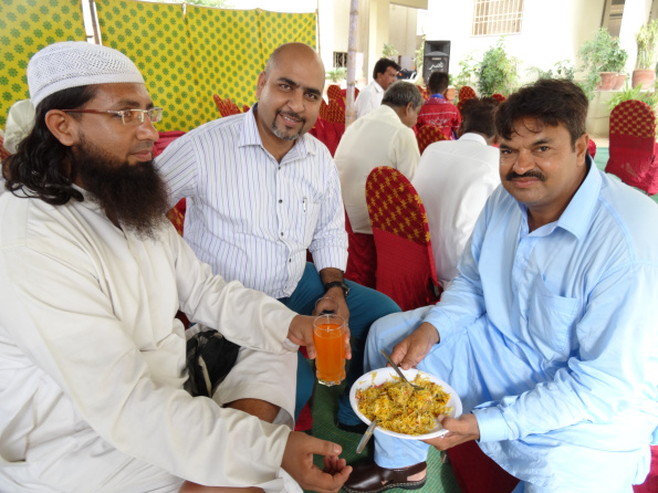 Karachi Christian-Muslim Get-together