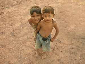 Image of two Pakistani boys